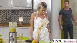 Step Mom Lessons – A Real Mess  starring  Ivana Sugar and Chad Rockwell and Vicky Love clip
