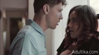 Mom Teaches Son To Seduce New Rich MILF Widow – Natasha Nice